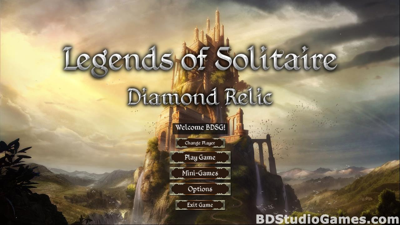 Legends of Solitaire: Diamond Relic Free Download Screenshots 03