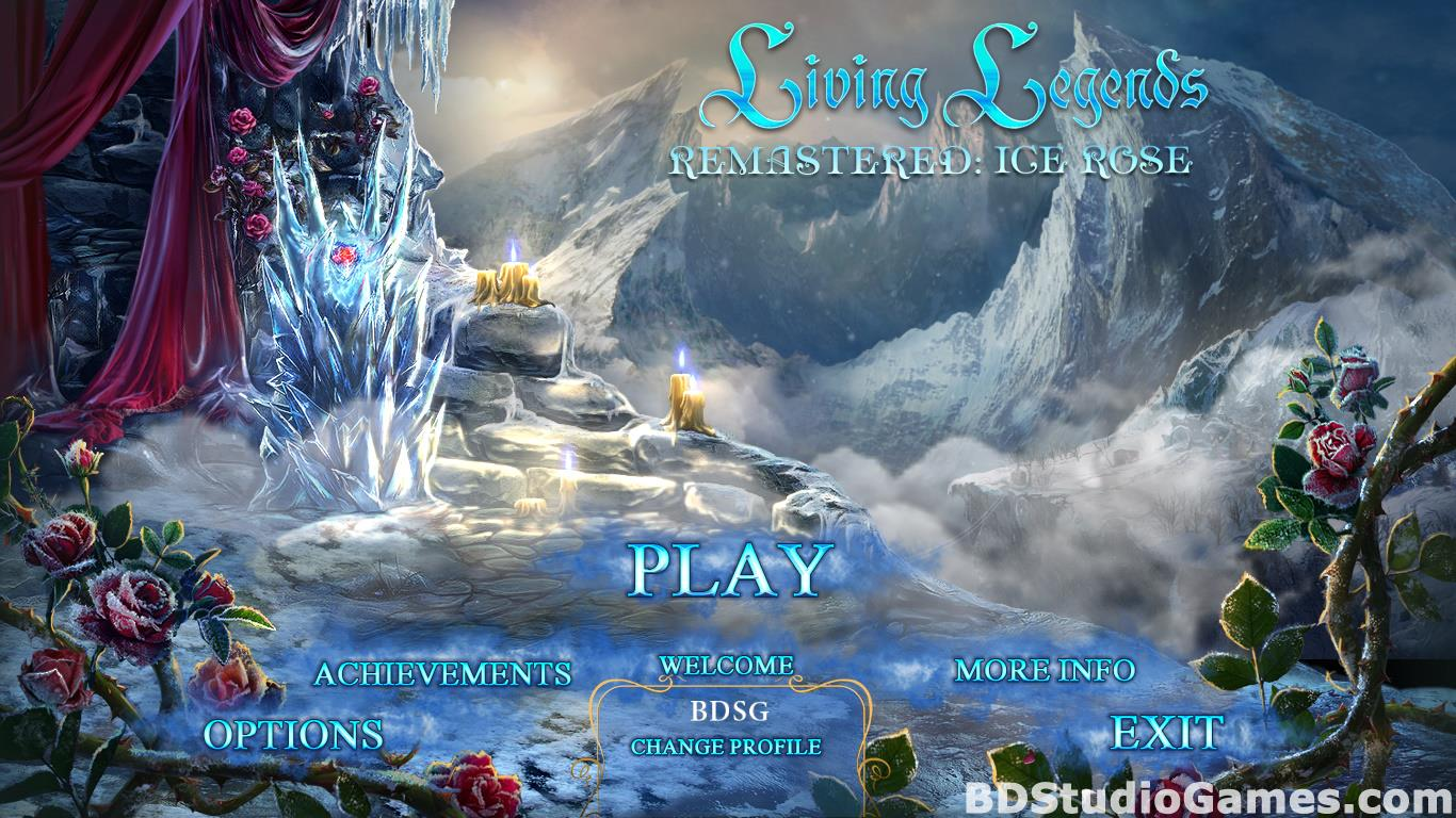 Living Legends Remastered: Ice Rose Collector's Edition Free Download Screenshots 03