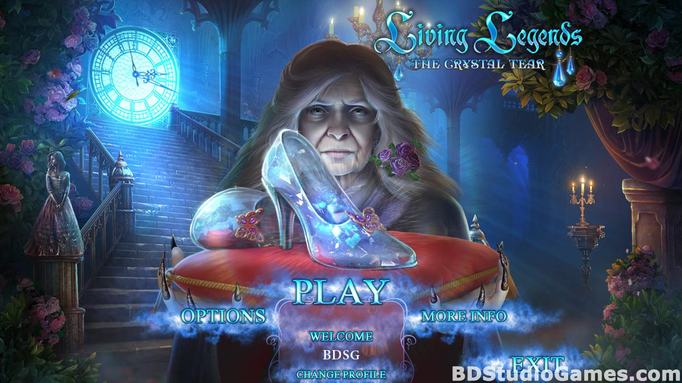 Living Legends: The Crystal Tear Collector's Edition Free Download Screenshots 01
