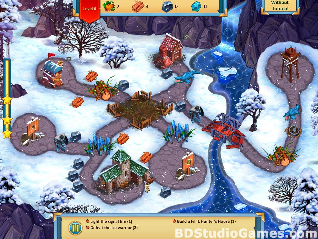 Lost Artifacts: Frozen Queen Collector's Edition Free Download Screenshots 18