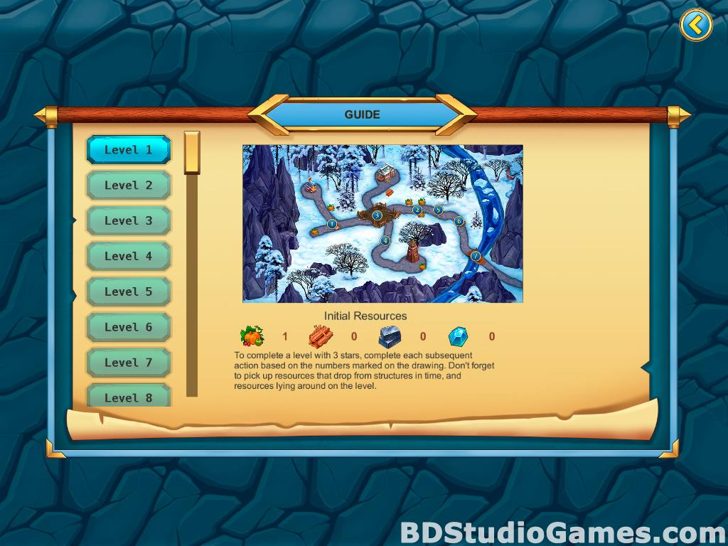 Lost Artifacts: Frozen Queen Collector's Edition Free Download Screenshots 03