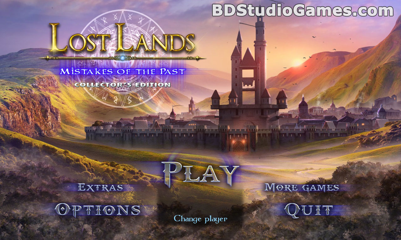 Lost Lands: Mistakes of the Past Collector's Edition Free Download Screenshots 1