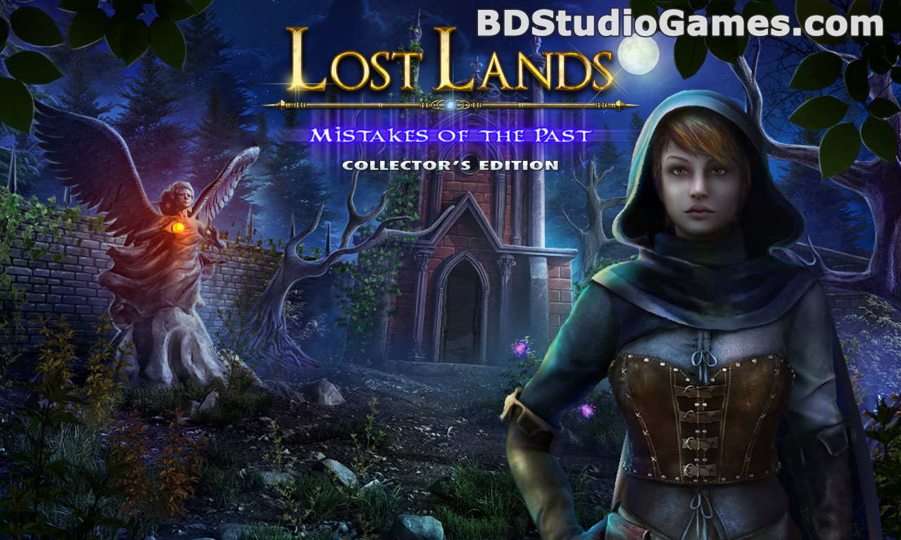Lost Lands: Mistakes of the Past Collector's Edition Free Download Screenshots 5