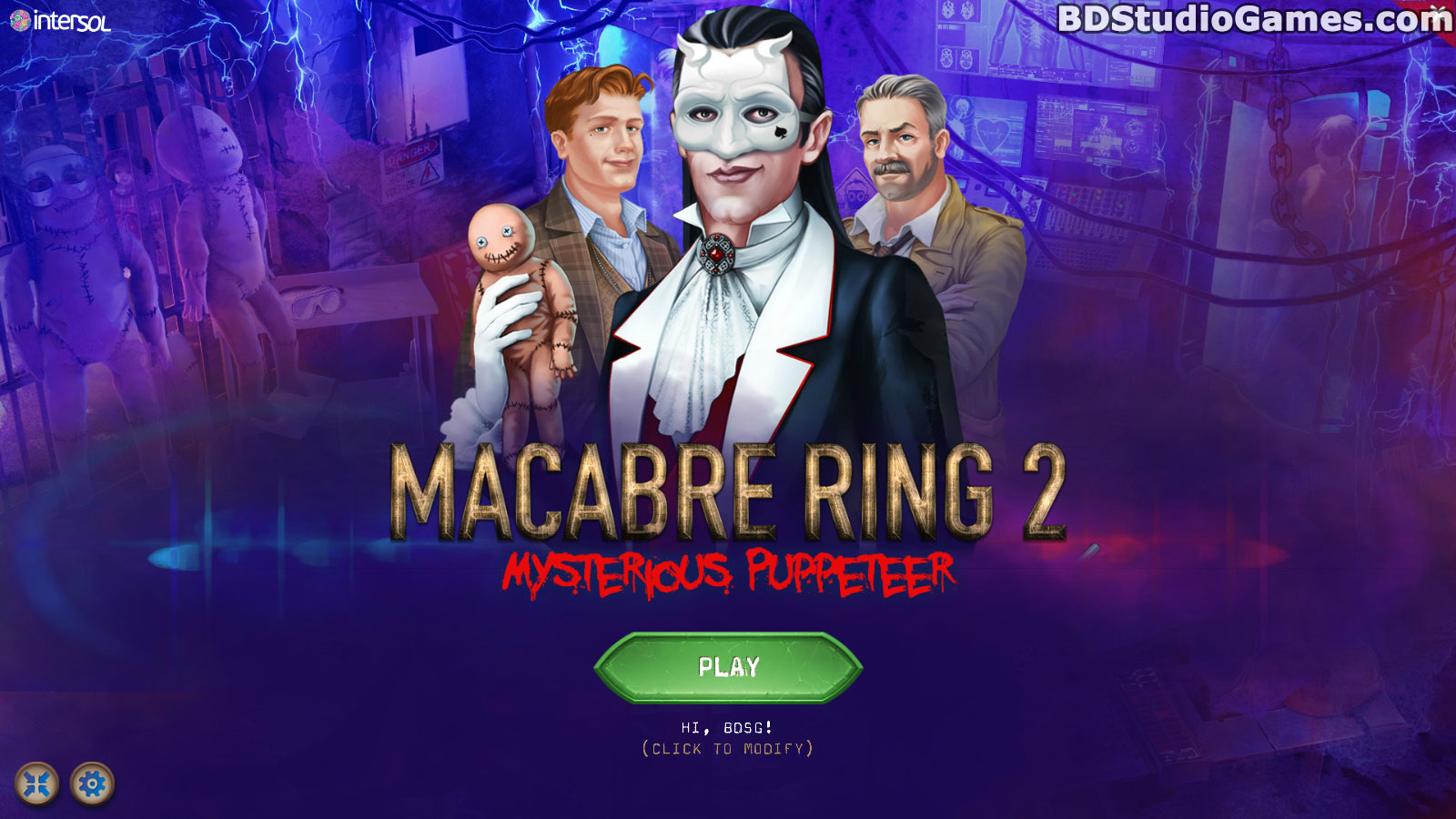 Macabre Ring 2: Mysterious Puppeteer Review Screenshots 1