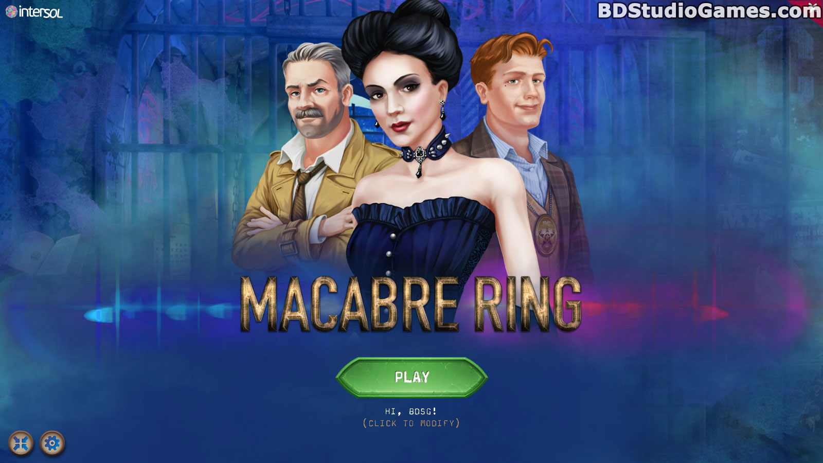 Macabre Ring: Amalia's Story Free Download Screenshots 1