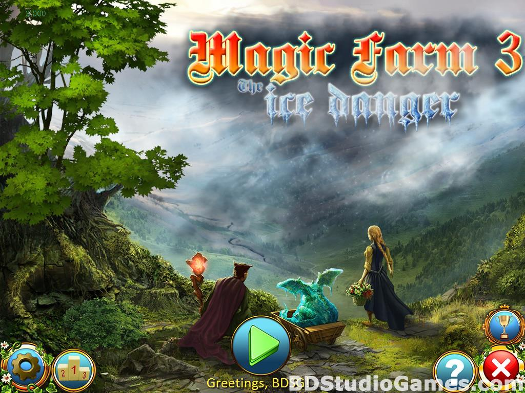 Magic Farm 3: The Ice Danger Game Download Screenshots 01