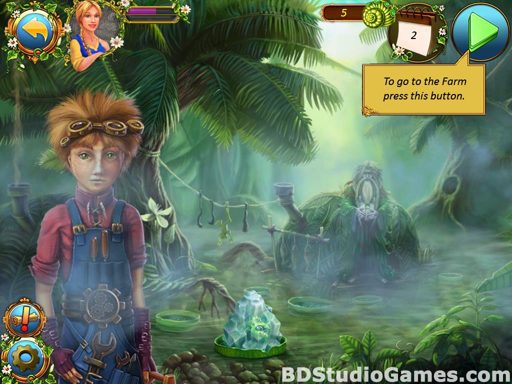 Magic Farm 3: The Ice Danger Game Download Screenshots 16