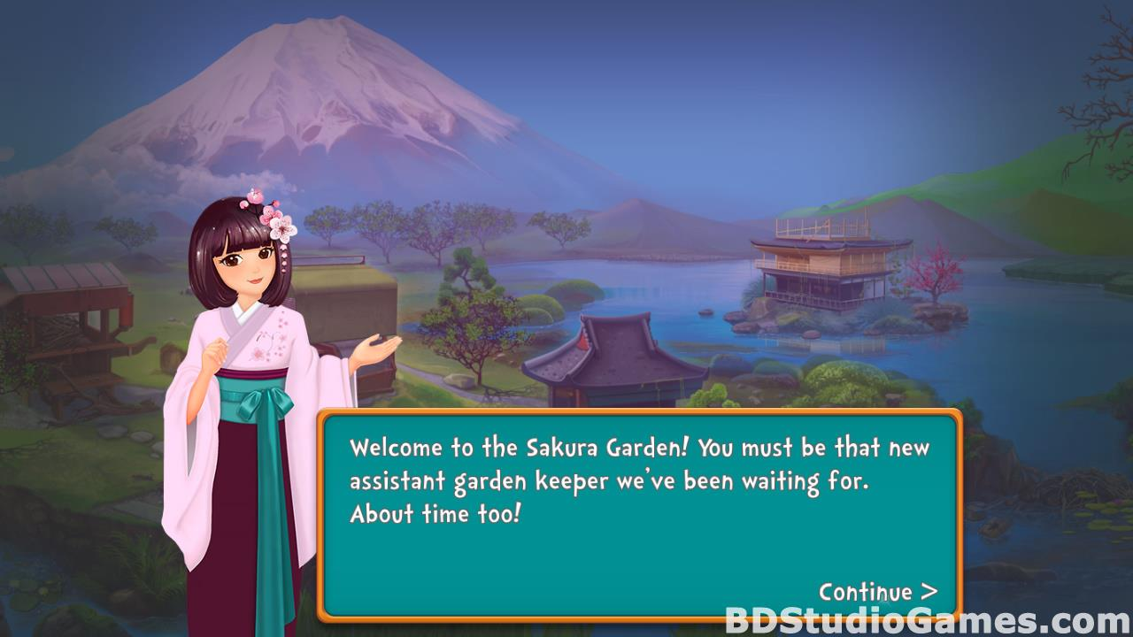 Mahjong Fest: Sakura Garden Free Download Screenshots 01