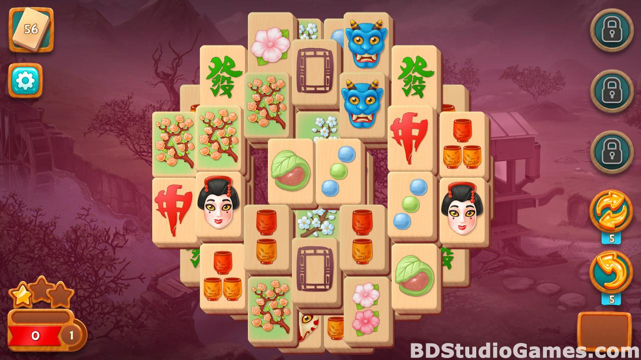 Mahjong Fest: Sakura Garden Free Download Screenshots 15