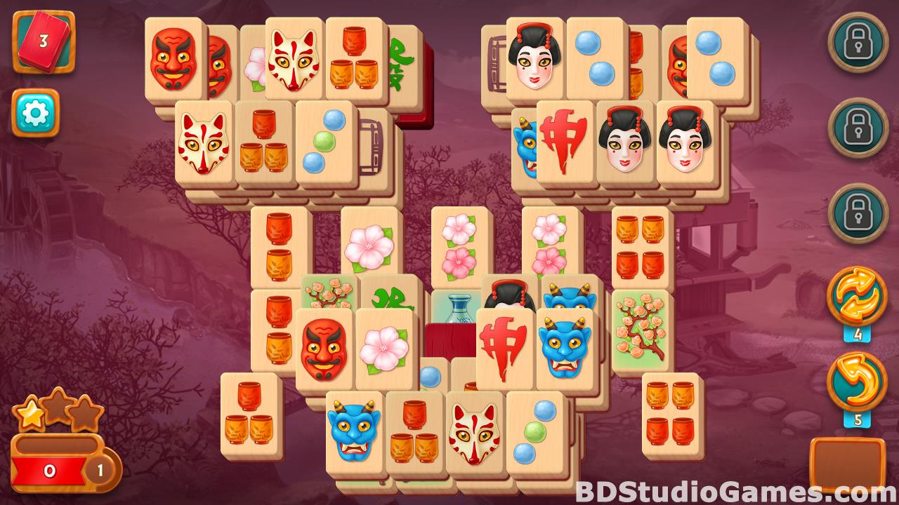 Mahjong Fest: Sakura Garden Free Download Screenshots 18