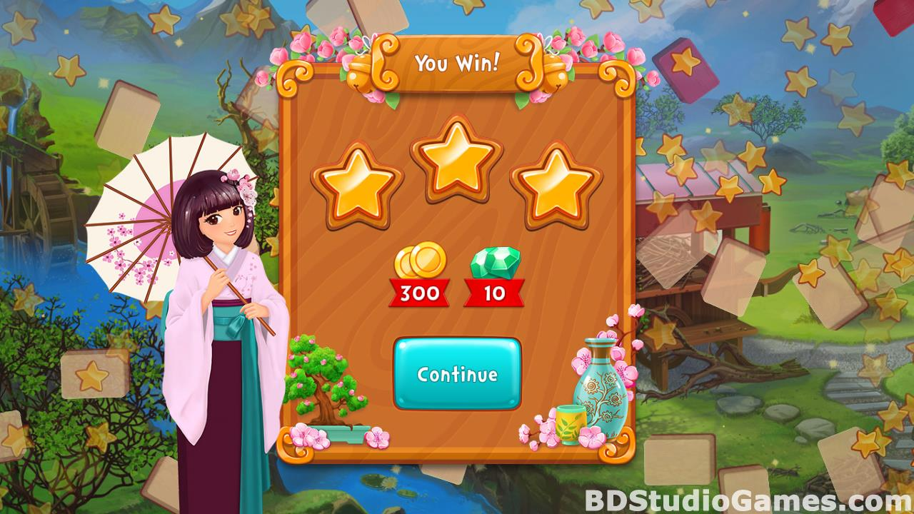 Mahjong Fest: Sakura Garden Free Download Screenshots 04