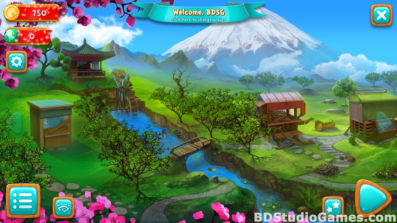 Mahjong Fest: Sakura Garden Free Download Screenshots 06