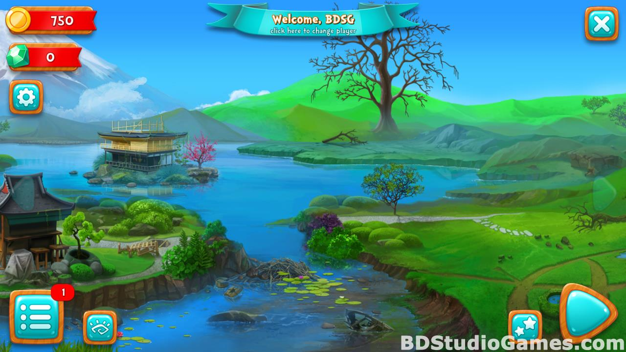 Mahjong Fest: Sakura Garden Free Download Screenshots 08