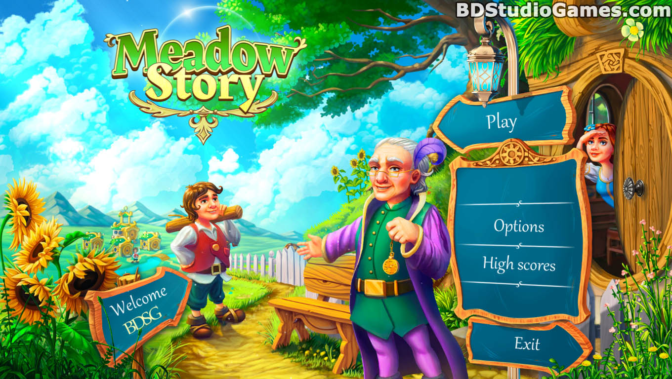 Meadow Story Game Free Download Screenshots 01