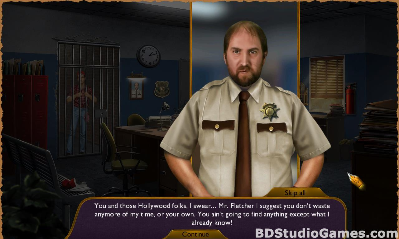 Memoirs of Murder: Behind the Scenes Game Download Screenshots 11