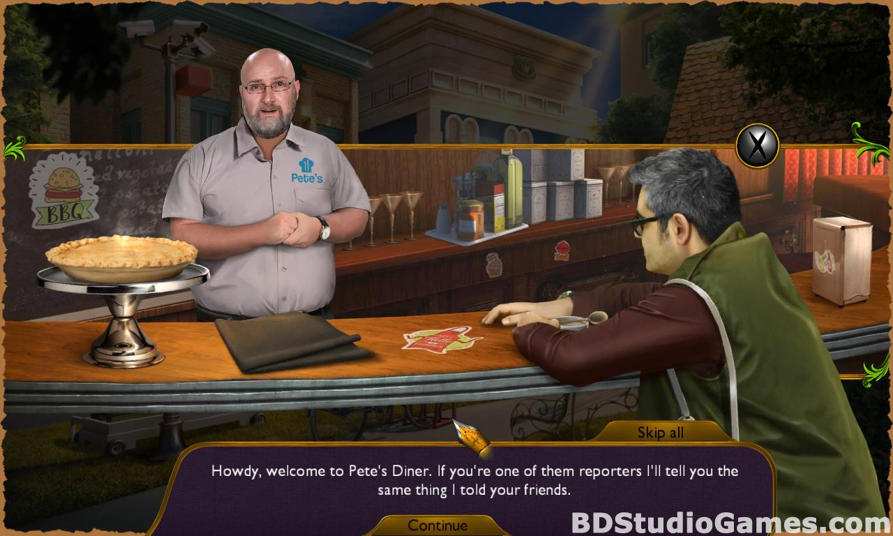 Memoirs of Murder: Behind the Scenes Game Download Screenshots 17