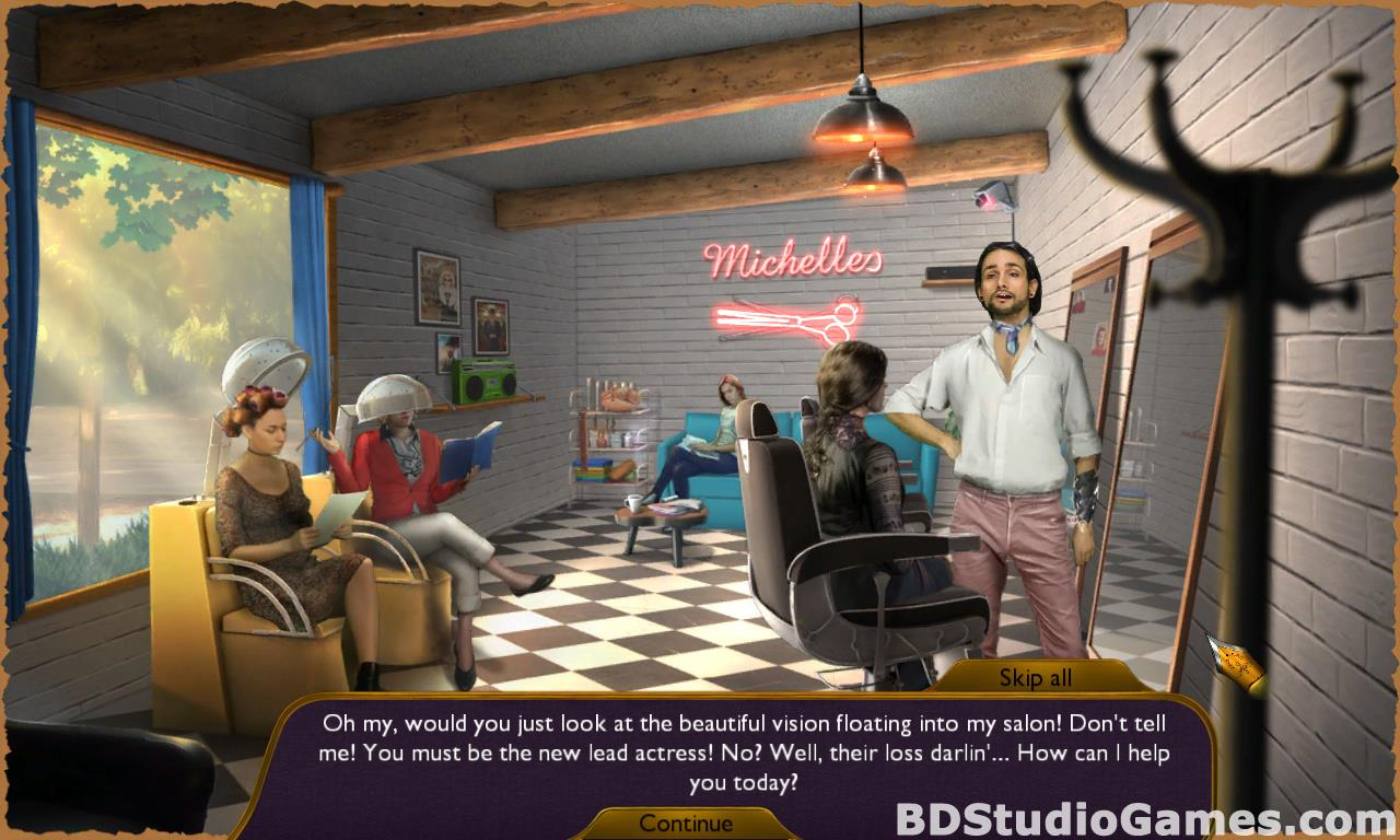 Memoirs of Murder: Behind the Scenes Game Download Screenshots 18