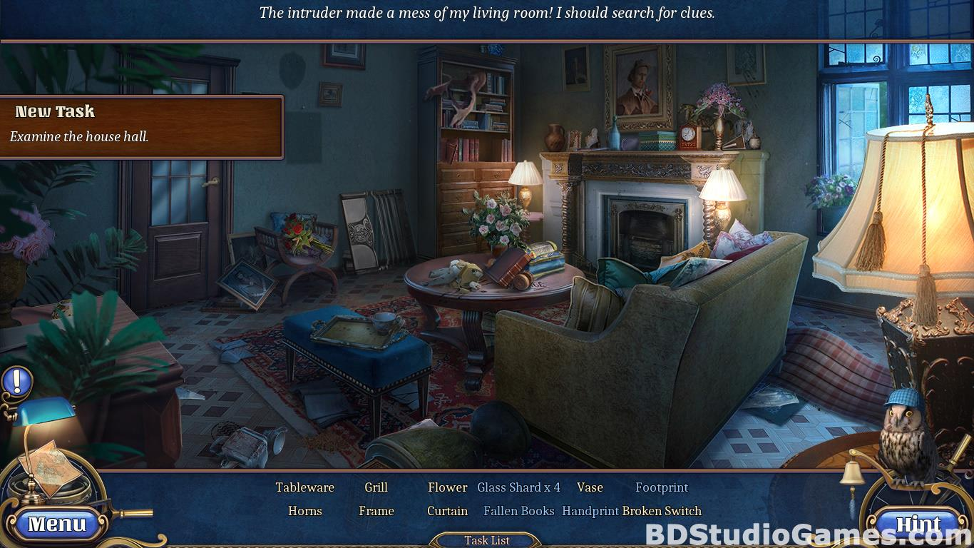 Ms. Holmes: Five Orange Pips Beta Edition Free Download Screenshots 10