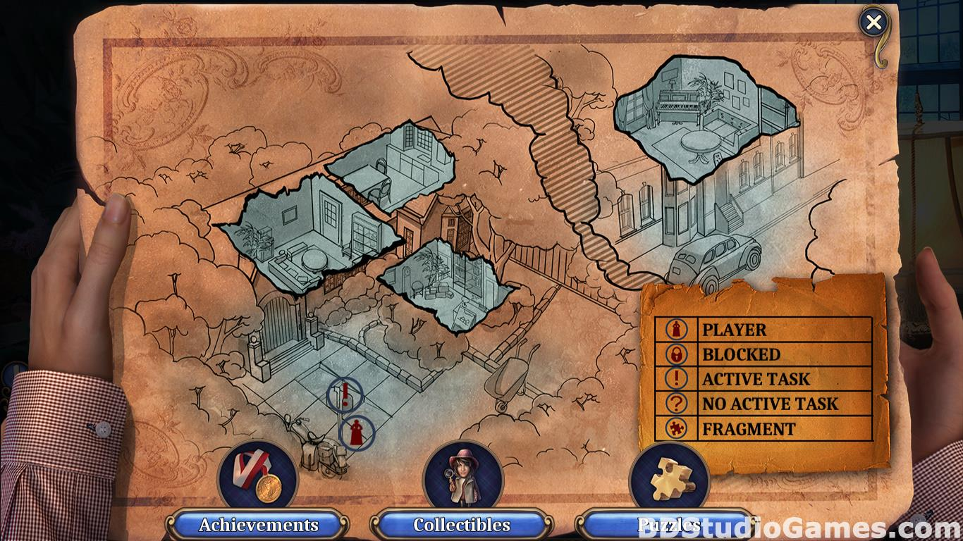 Ms. Holmes: Five Orange Pips Beta Edition Free Download Screenshots 11