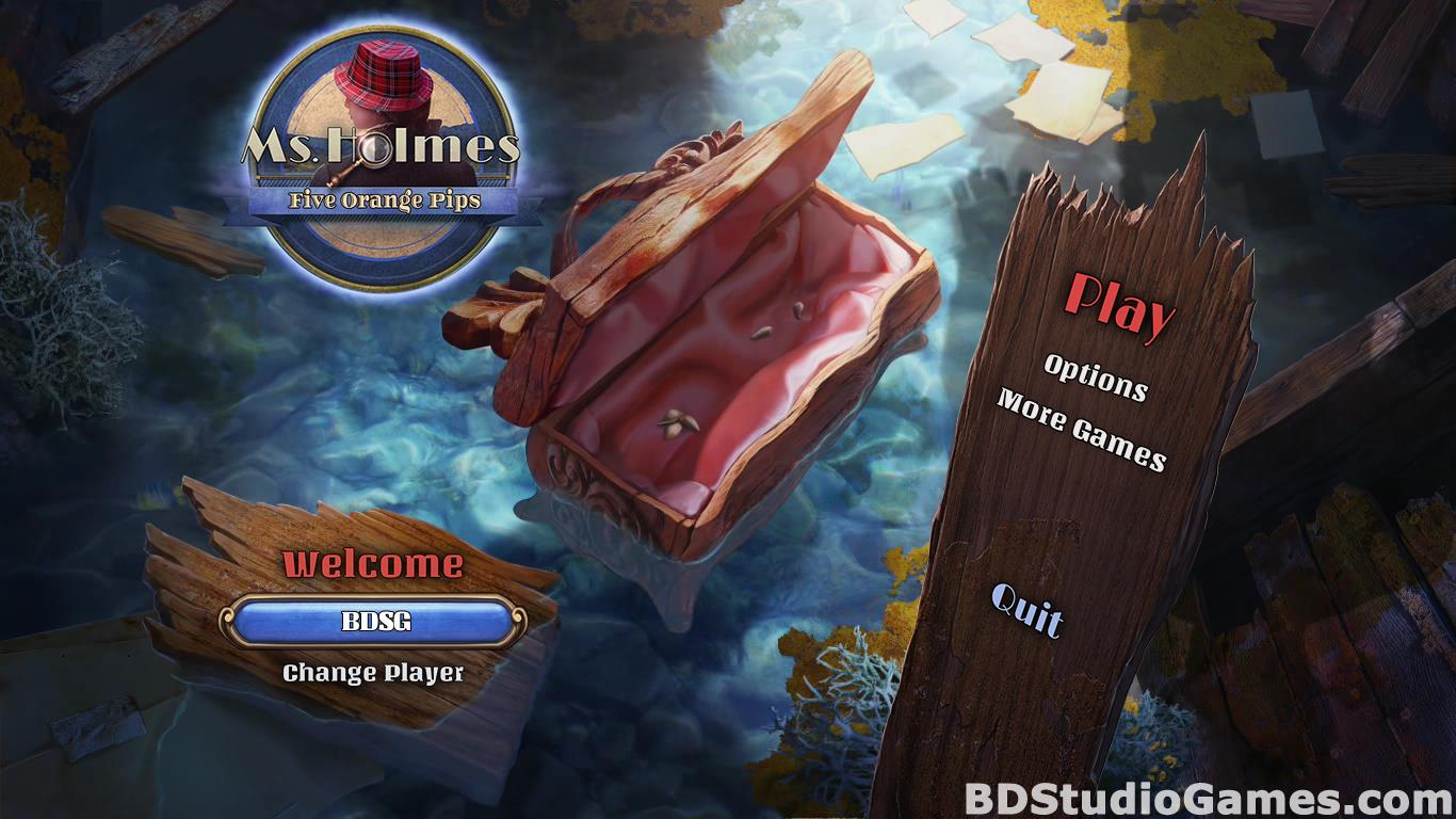 Ms. Holmes: Five Orange Pips Beta Edition Free Download Screenshots 02