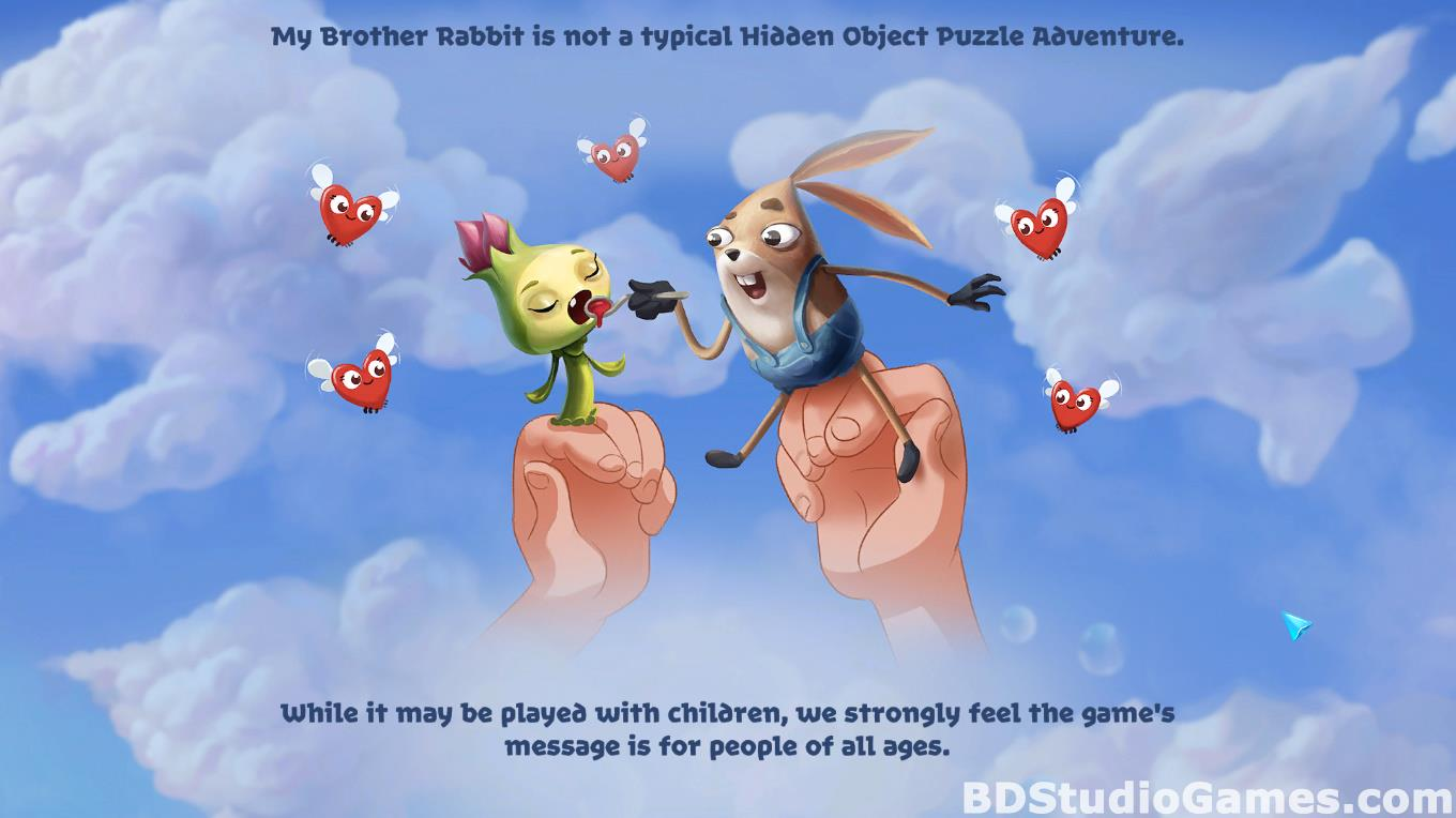 My Brother Rabbit Collector's Edition Free Download Screenshots 01