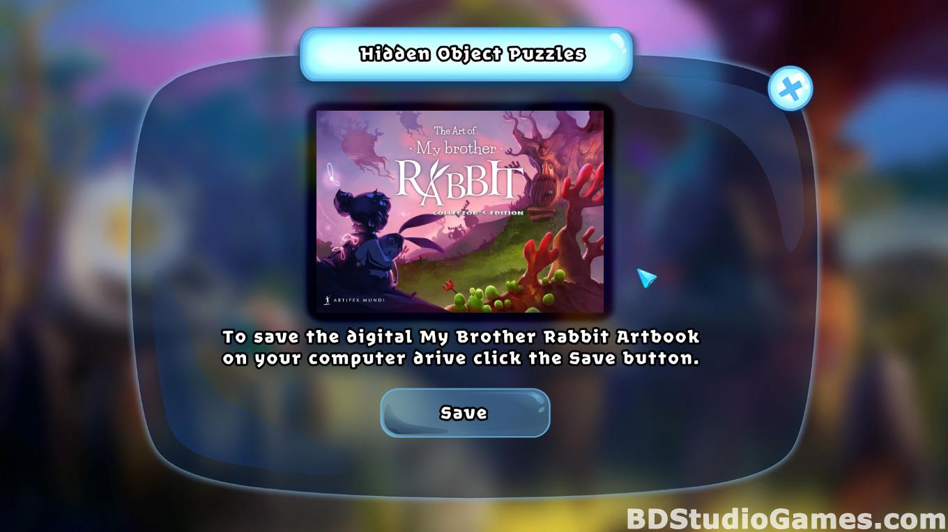 My Brother Rabbit Collector's Edition Free Download Screenshots 05