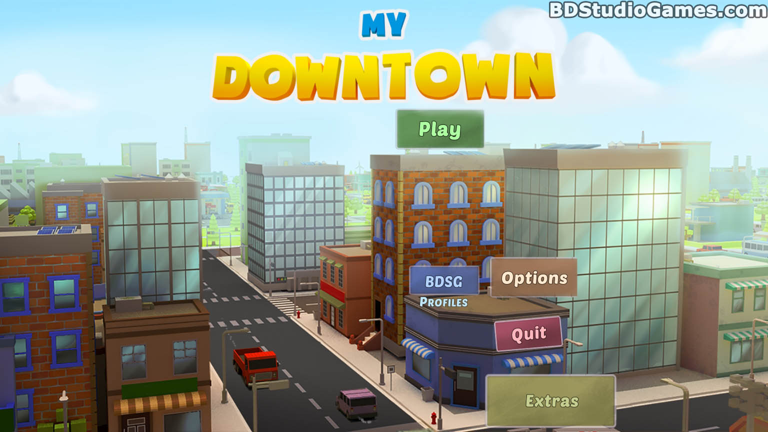 My Downtown Free Download Screenshots 01