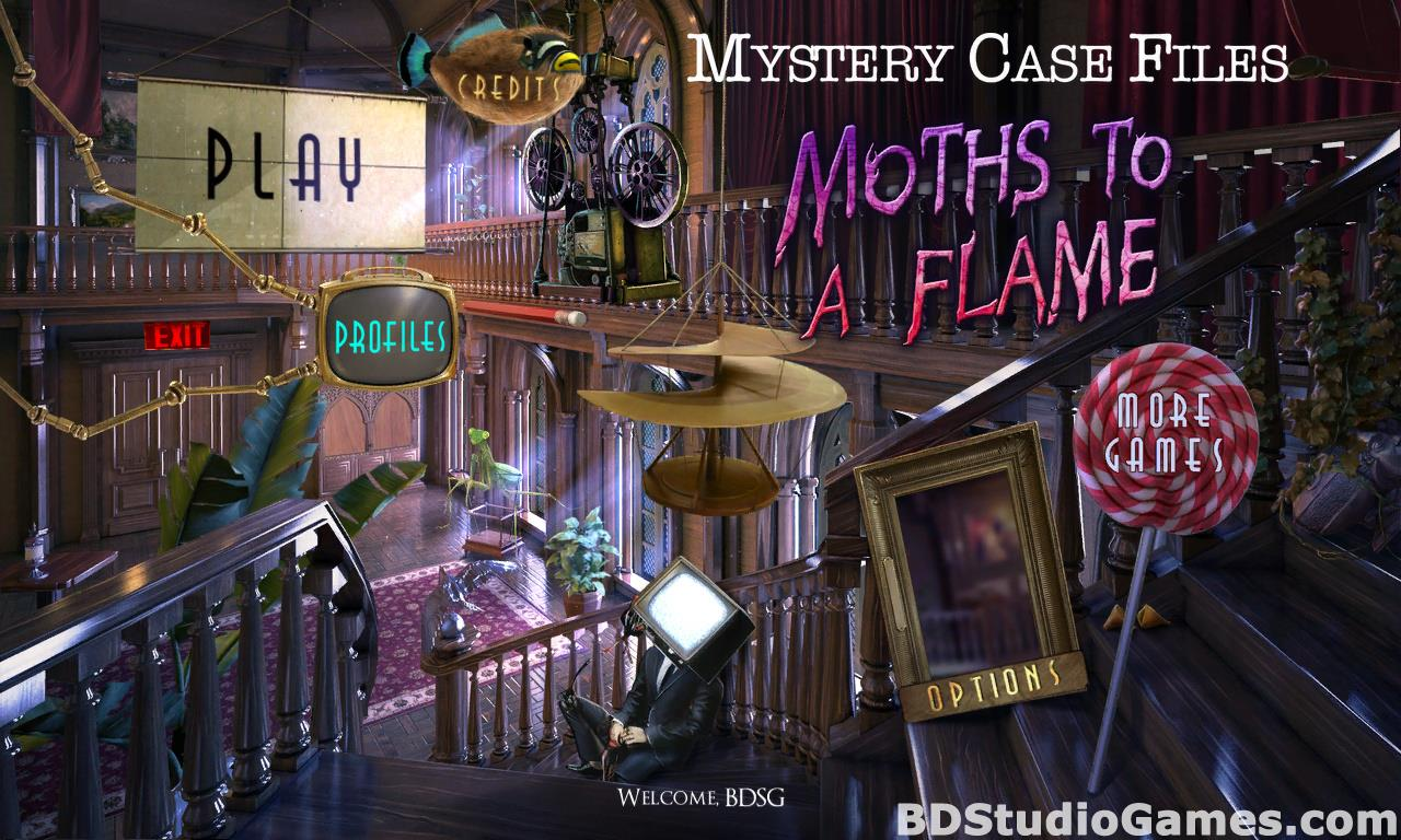 Mystery Case Files: Moths to a Flame Collector's Edition Free Download Screenshots 01