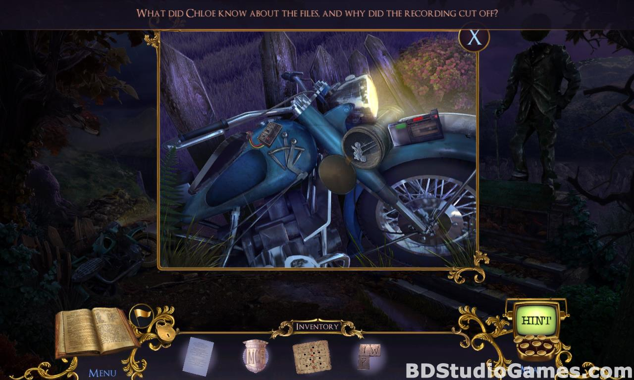 Mystery Case Files: Moths to a Flame Collector's Edition Free Download Screenshots 13