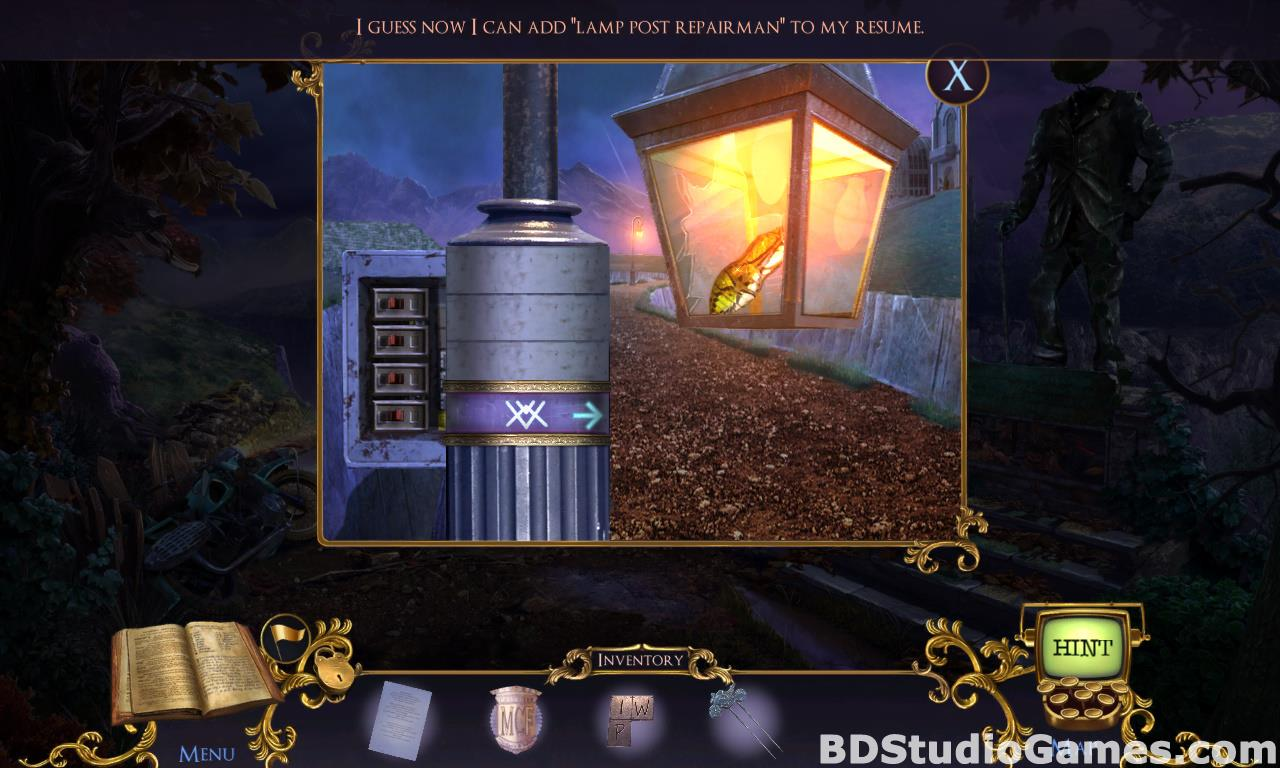 Mystery Case Files: Moths to a Flame Collector's Edition Free Download Screenshots 14