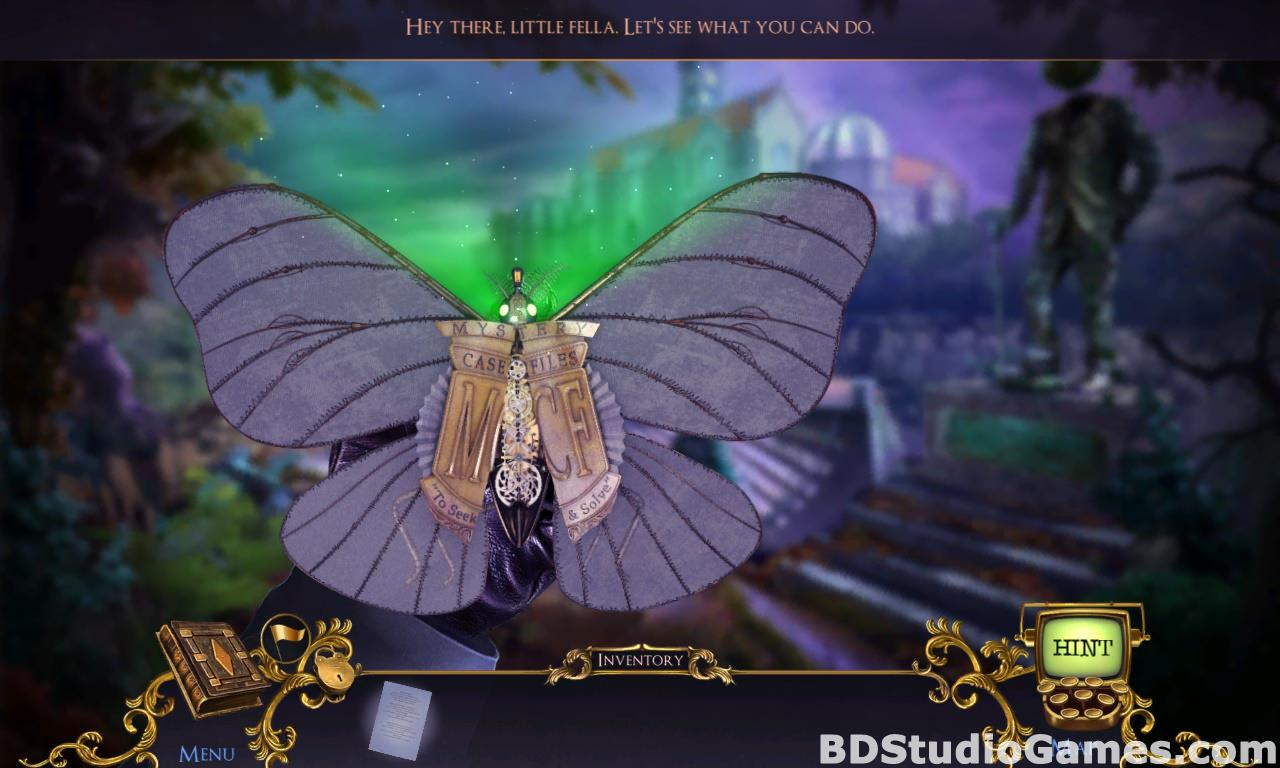 Mystery Case Files: Moths to a Flame Collector's Edition Free Download Screenshots 02