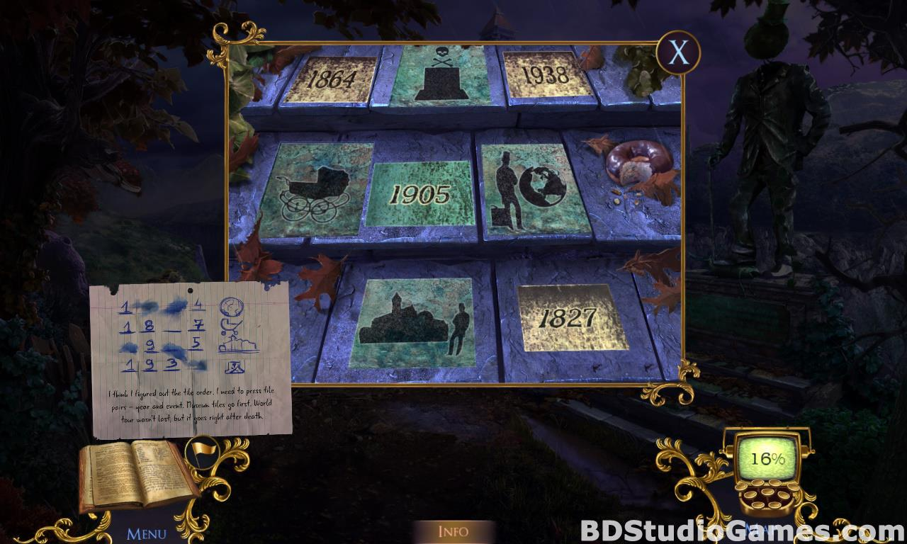 Mystery Case Files: Moths to a Flame Collector's Edition Free Download Screenshots 07