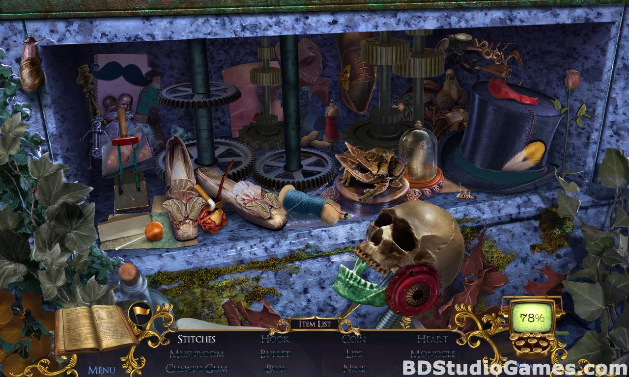 Mystery Case Files: Moths to a Flame Collector's Edition Free Download Screenshots 08