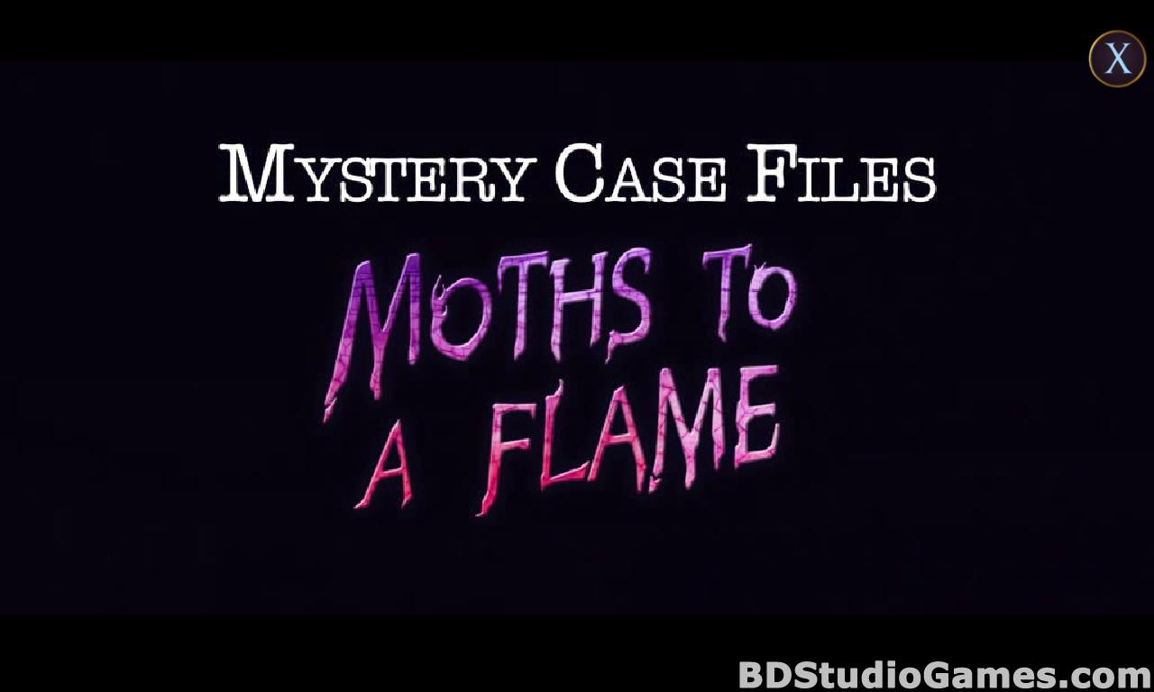 Mystery Case Files: Moths to a Flame Game Download Screenshots 05