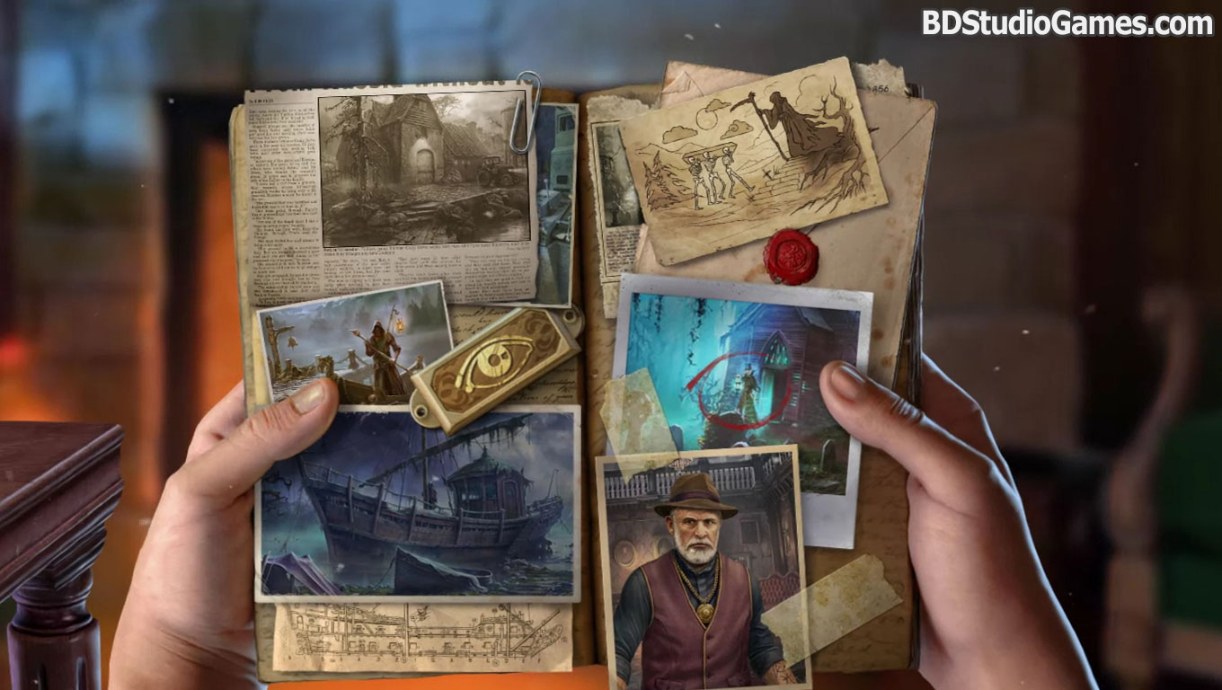 Mystery of the Ancients: No Escape Collector's Edition Free Download Screenshots 6