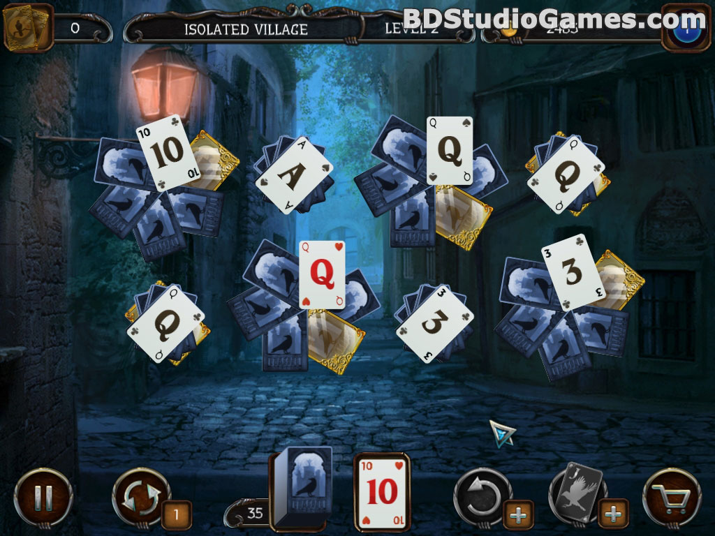 Mystery Solitaire: Arkham's Spirits Free Download Screenshots 5