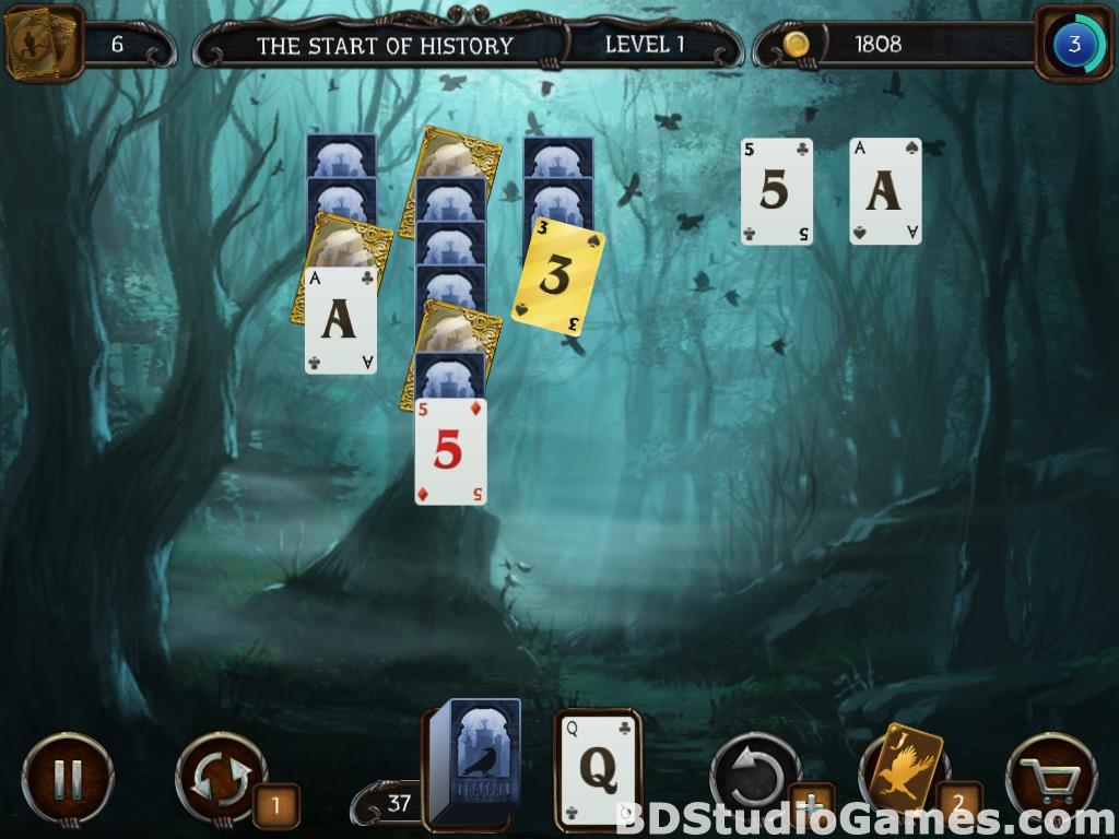 Mystery Solitaire Cthulhu Mythos Free Download Screenshots 12