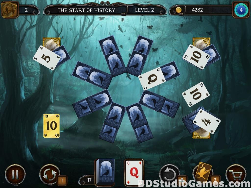Mystery Solitaire Cthulhu Mythos Free Download Screenshots 14