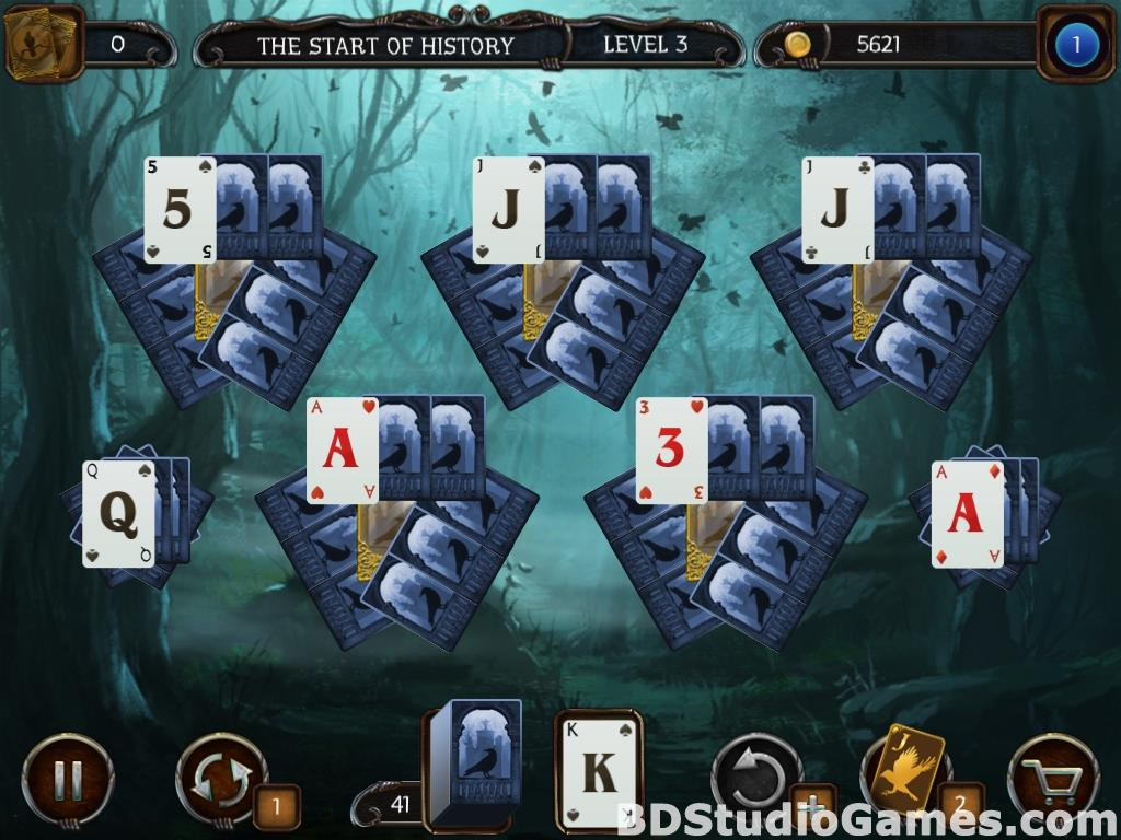 Mystery Solitaire Cthulhu Mythos Free Download Screenshots 15