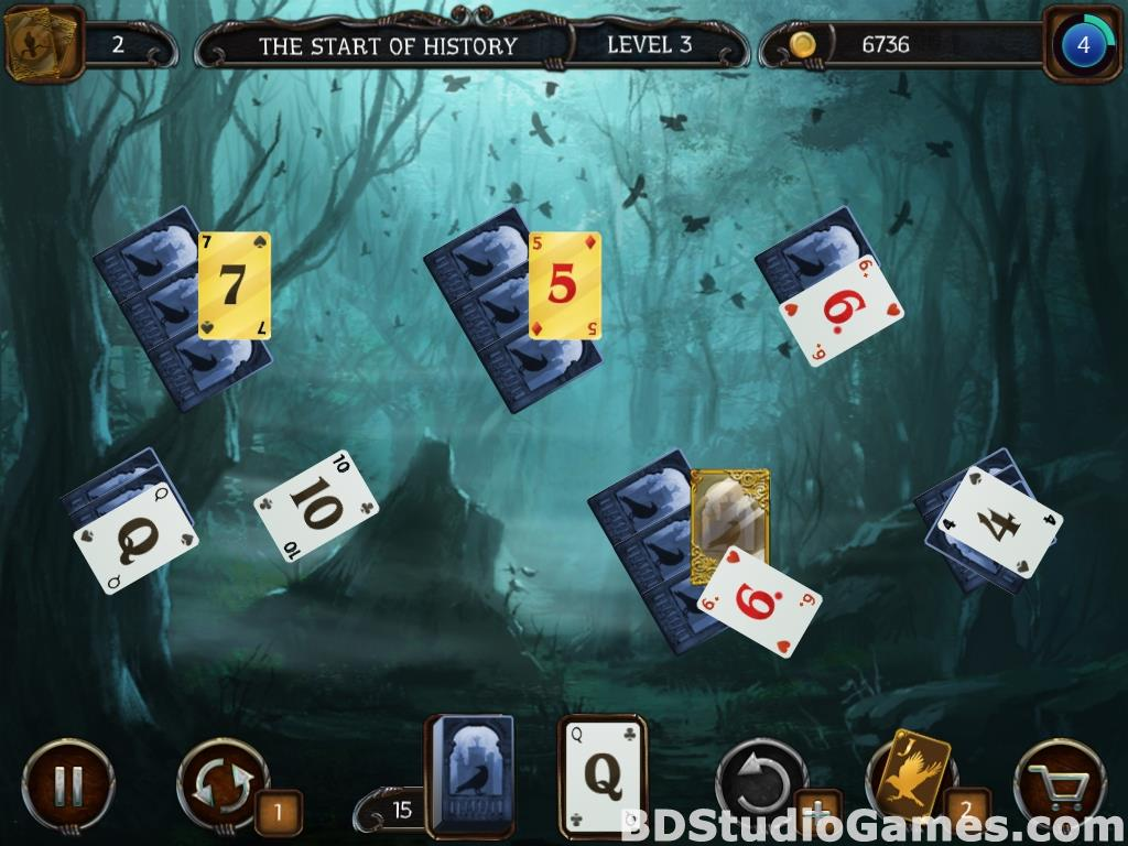 Mystery Solitaire Cthulhu Mythos Free Download Screenshots 16