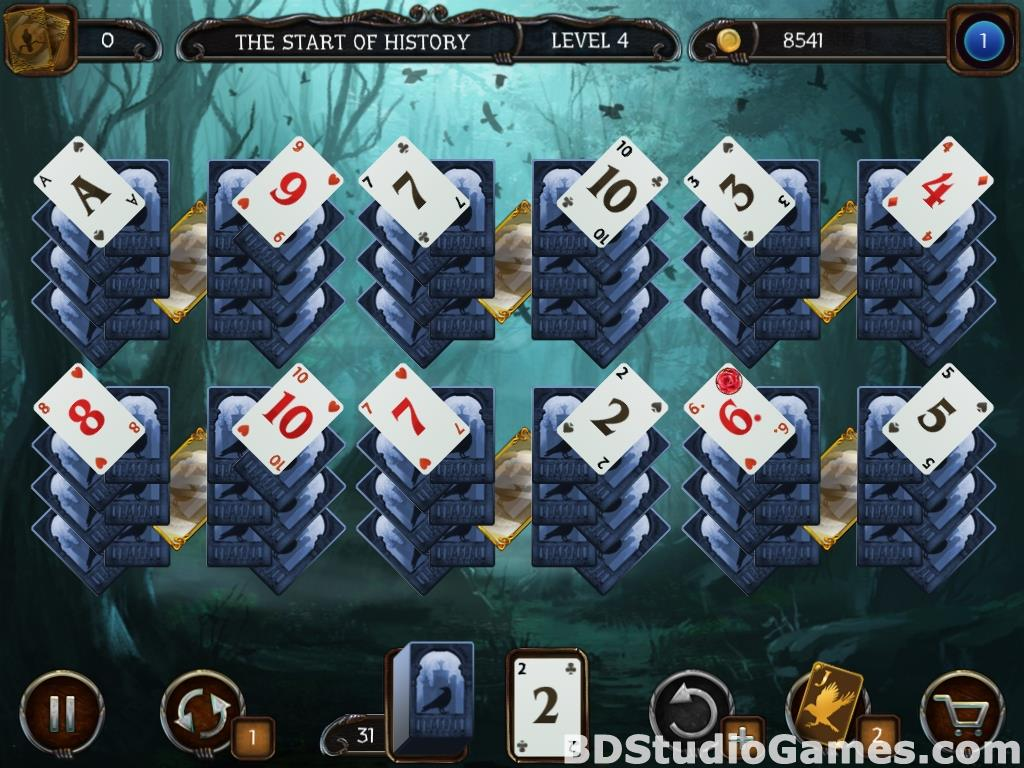 Mystery Solitaire Cthulhu Mythos Free Download Screenshots 18
