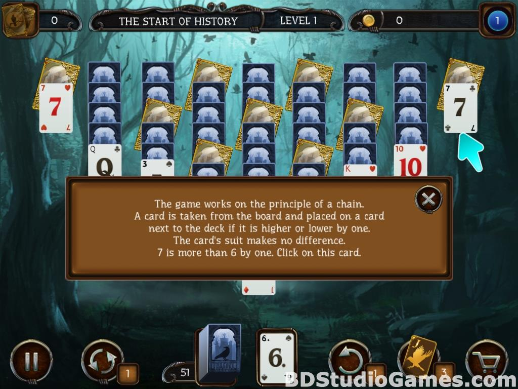 Mystery Solitaire Cthulhu Mythos Free Download Screenshots 08