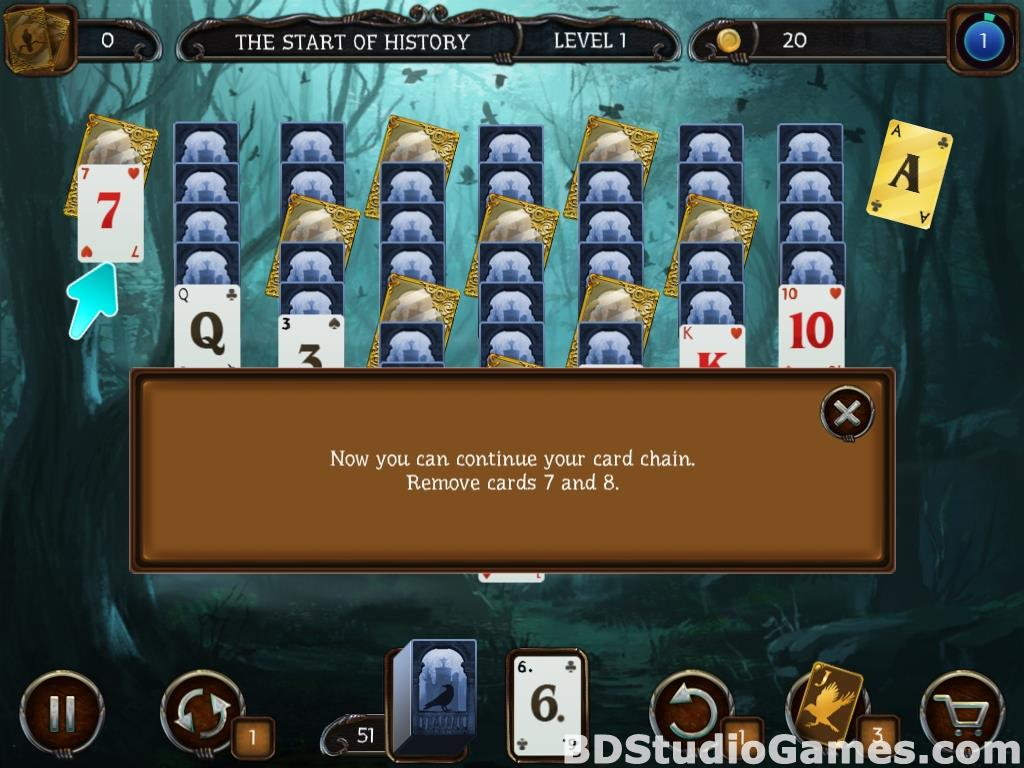 Mystery Solitaire Cthulhu Mythos Free Download Screenshots 09