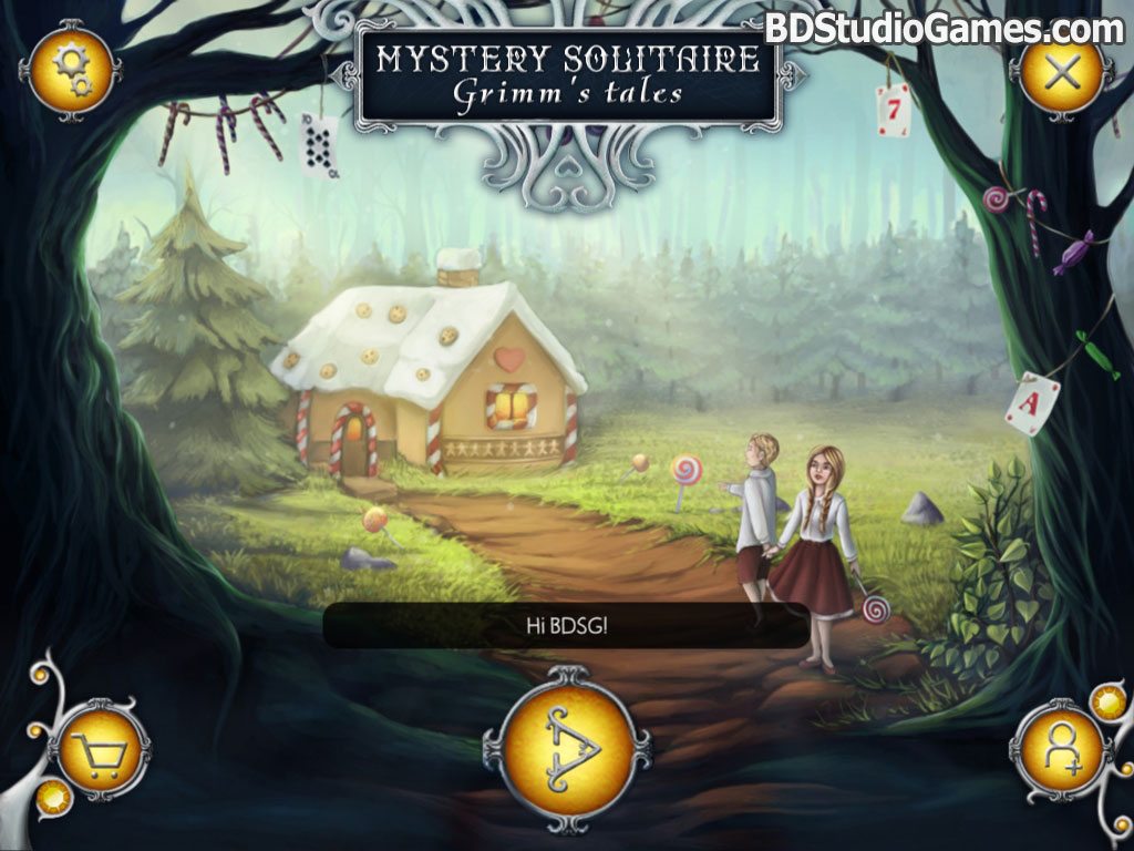 Mystery Solitaire: Grimm's tales Free Download Screenshots 1