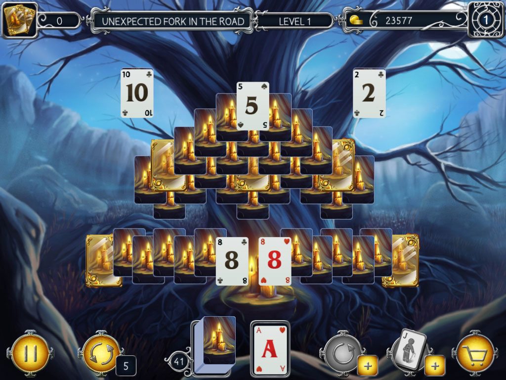 Mystery Solitaire: Grimm's tales Free Download Screenshots 11