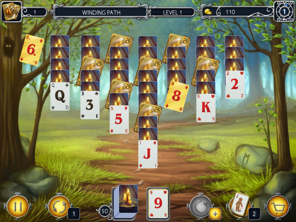 Mystery Solitaire: Grimm's tales Free Download Screenshots 3