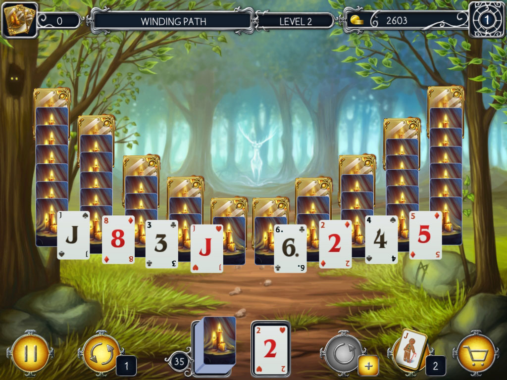 Mystery Solitaire: Grimm's tales Free Download Screenshots 5