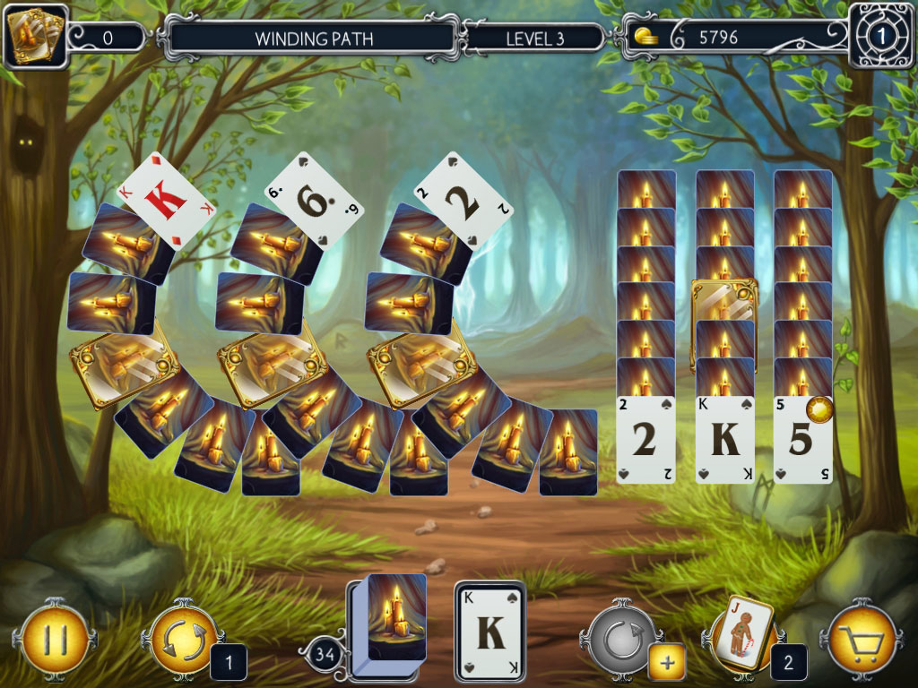 Mystery Solitaire: Grimm's tales Free Download Screenshots 6