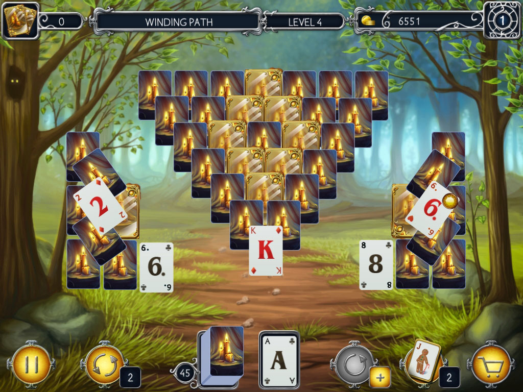 Mystery Solitaire: Grimm's tales Free Download Screenshots 7