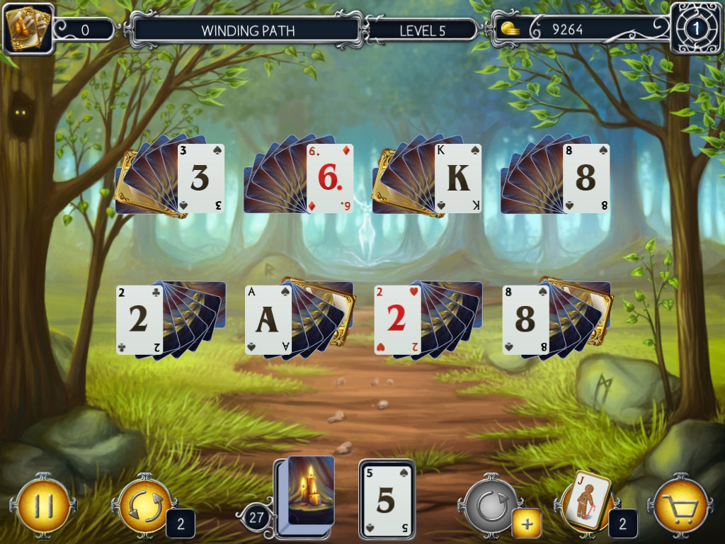 Mystery Solitaire: Grimm's tales Free Download Screenshots 8